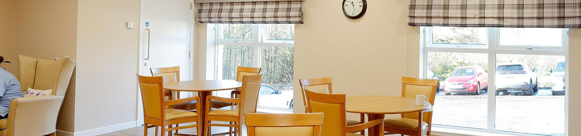 Rosehall Care Home, Shotts, North Lanarkshire