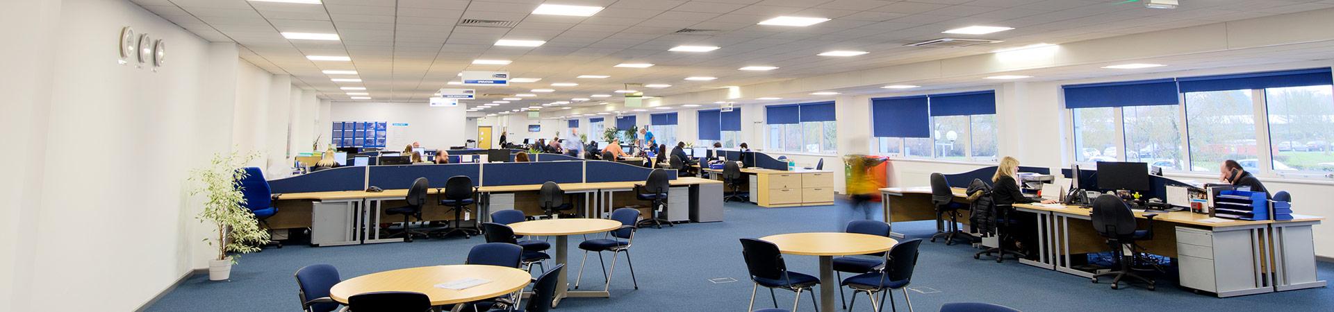 ThyssenKrupp Aerospace UK, Milton Keynes