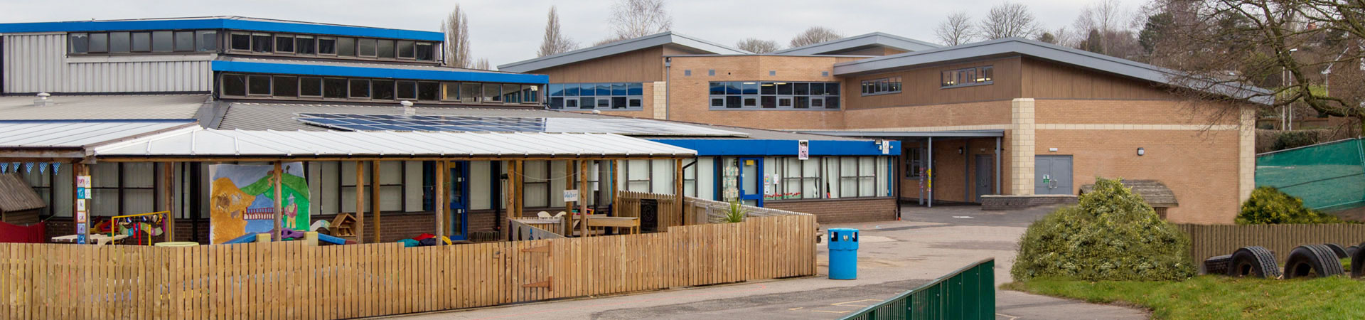 Winnington Park Primary School & Nursery, Northwich