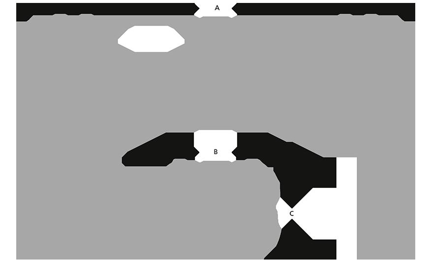 EMLUX Emergency bulkhead line drawing