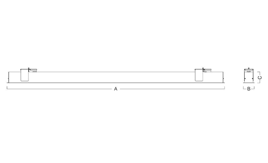 SIGNUM R  line drawing