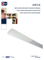 Arco product leaflet cover image