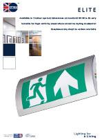 Elite product leaflet cover image