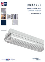 Eurolux product leaflet cover image