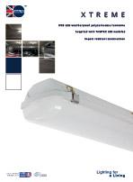 Xtreme product leaflet cover image