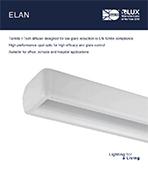 Elan Product Leaflet cover image