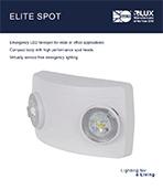 Elite Spot Product Leaflet cover image