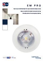 EM Pro product leaflet cover image