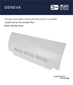 Geneva Product Leaflet cover image