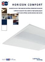 Horizon Comfort product leaflet cover image
