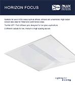 Horizon Focus Product Leaflet cover image