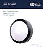 Hurricane Comfort Product Leaflet cover image