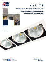 Hylite product leaflet cover image