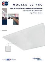 Modled LG Pro product leaflet cover image