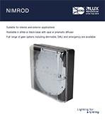 Nimrod Product Leaflet cover image