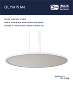 Olympian Product Leaflet cover image