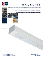 Rackline product leaflet cover image