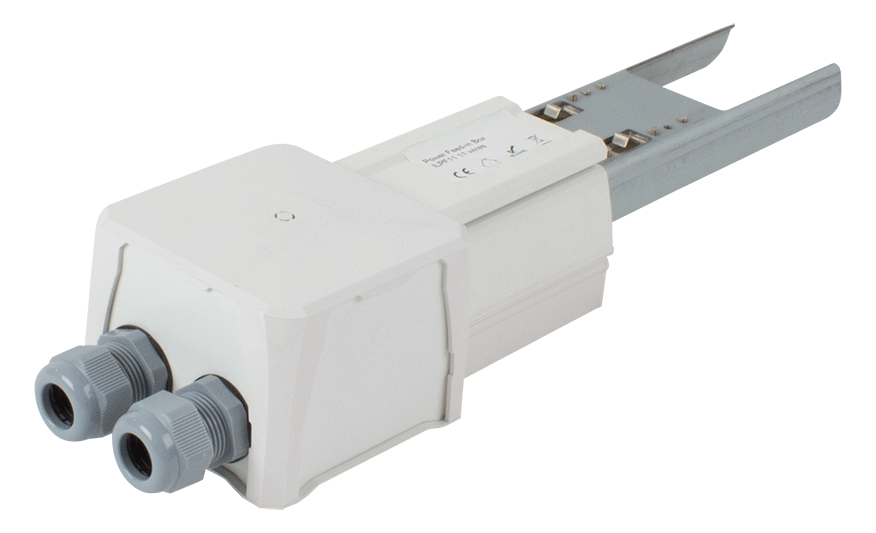 I LINE FIXINGS Power feed-in box accessory photograph