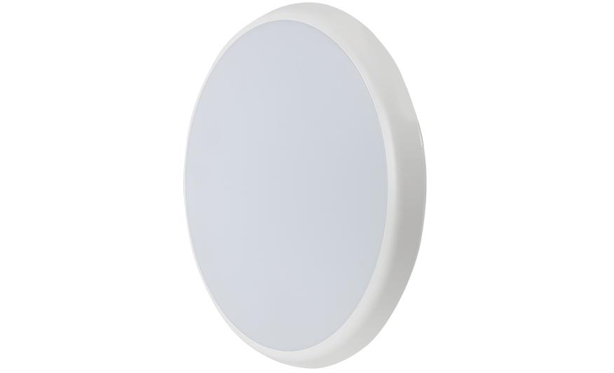 MERIDIAN circular LED bulkhead product photograph