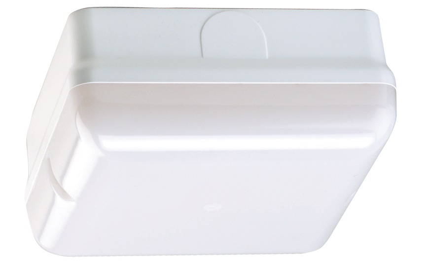 NIMROD SQ Square white opal product photograph