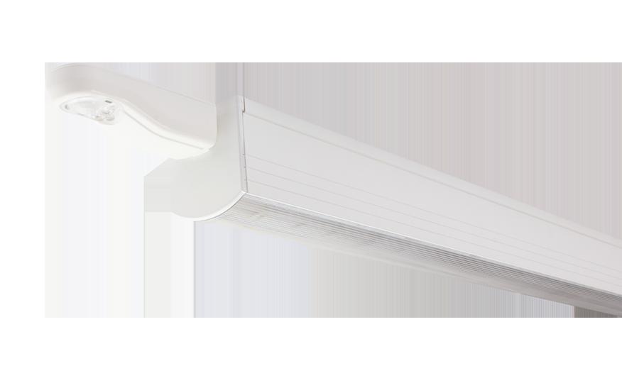 MICRO LED Batten fit PIR (fixed output) V205,V215,V206,V216 product photograph