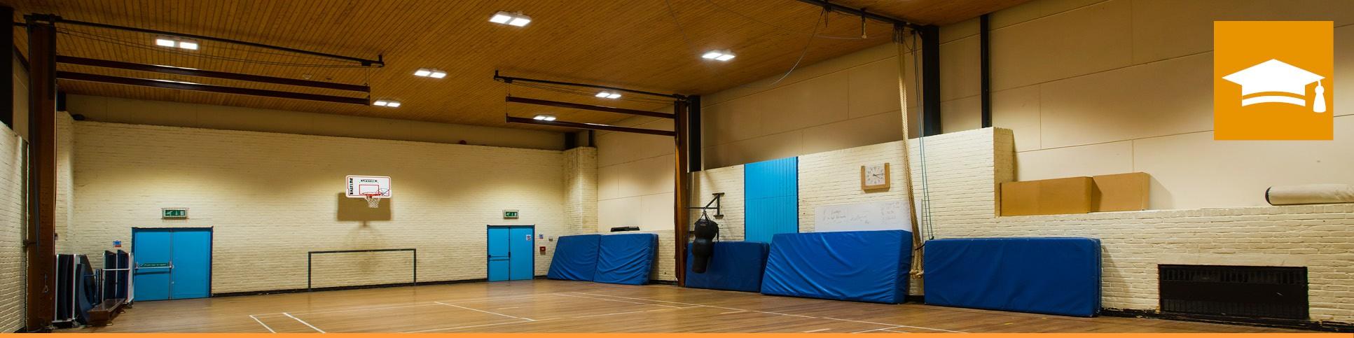 Lighting for Sports Halls